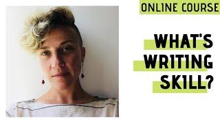 Yazma becerisi nedir?