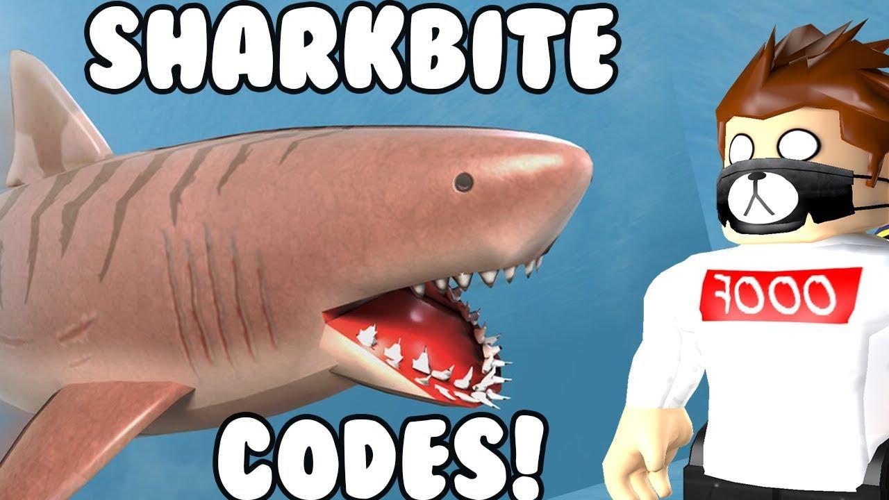 Roblox Megalodon Sharkbite Update New Codes Roblox Megalodon Sharkbite Update New Codes Youtube