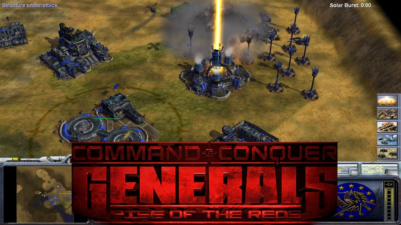 Generals zero hour rise of the reds 1.85
