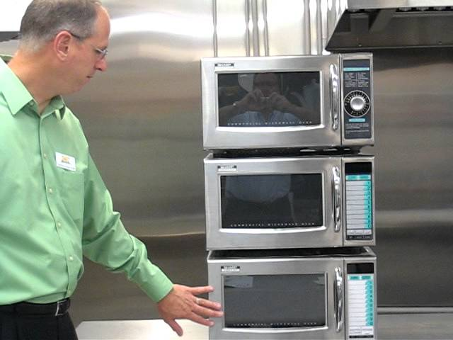 sharp commercial microwave oven 1 000