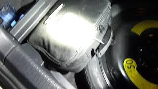 Golf R - GTI spare tire