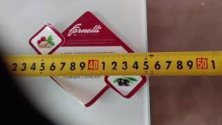 ОНЛАЙН ТРЕЙД.РУГазовая варочная панель Fornelli PGA 45 FIERO WH