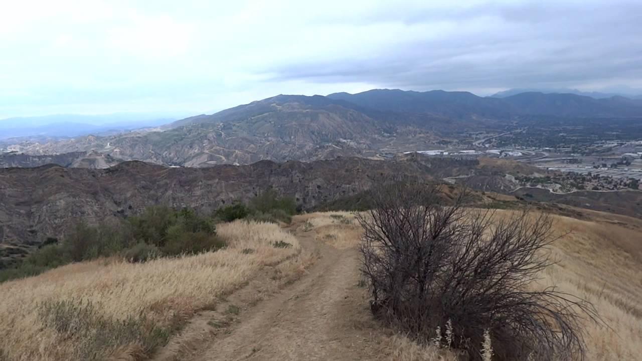 Los angeles hiking trails o 39 melveny park in granada hills - Los angeles granada ...