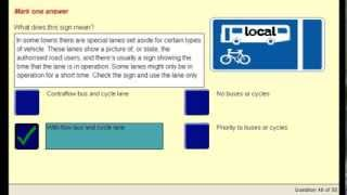 UK Large Goods Vhicle LGV / HGV Theory Test 2 Questions and Answers