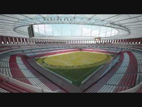 Stadion Za Lužánkami rekonstrukce