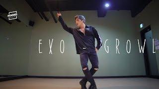 Download lagu Exo - Growl (으르렁) / Leo Kang (강레오) Dance Cover
