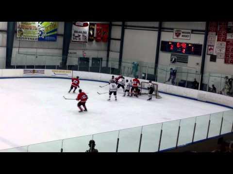Santa Clara Blackhawks M18AA vs Fort William Canadiens Midget AA - 10/27/2012