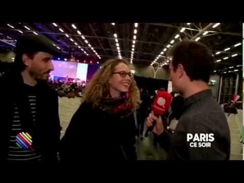Ivre, un couple s'est rendu au meeting de François Fillon