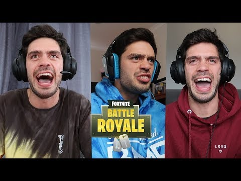 When you die first in your squad - Fortnite Battle Royale