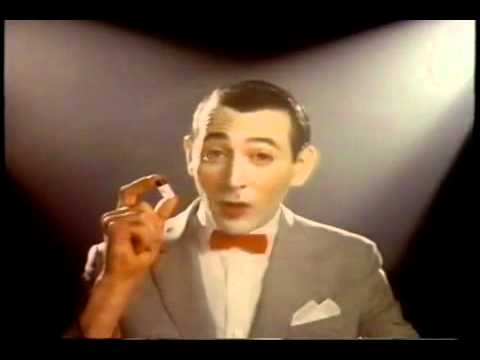 Pee Wee Herman Talks About Crack Cocaine  PSA