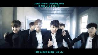 BTS (Bangtan Boys) - Boy In Luv Color Coded Lyrics [HAN/ROM/ENG] MV