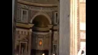 Рим. Пантеон(, 2014-07-27T15:28:03.000Z)
