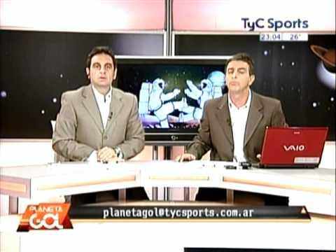 Riaño (Talleres) a Alumni - Planeta Gol