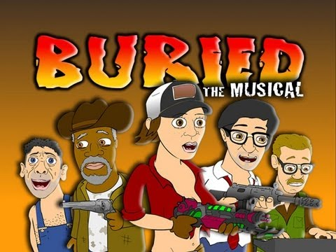 ♪ BURIED THE MUSICAL - Black Ops 2 Zombies Parody