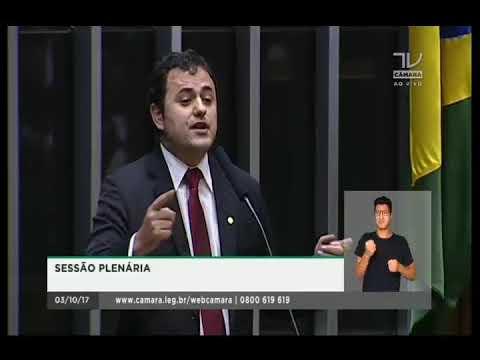 Dep. Glauber Braga (PSOL-RJ) faz duras críticas ao Dep. João Rodrigues