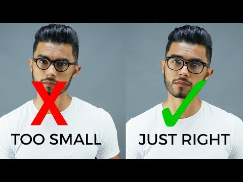 How to Choose The Perfect Sunglasses | How to BUY Glasses That Fit!