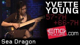"Yvette Young plays ""Sea Dragon"" live on EMGtv"