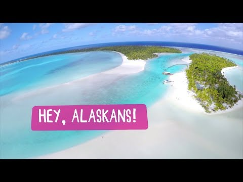 Hey Alaskans! Check out the 2017 Cook Islands PFD Sale - Airfare