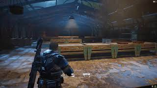 Gears of War 4 Gameplay part 1 (lets do this!)