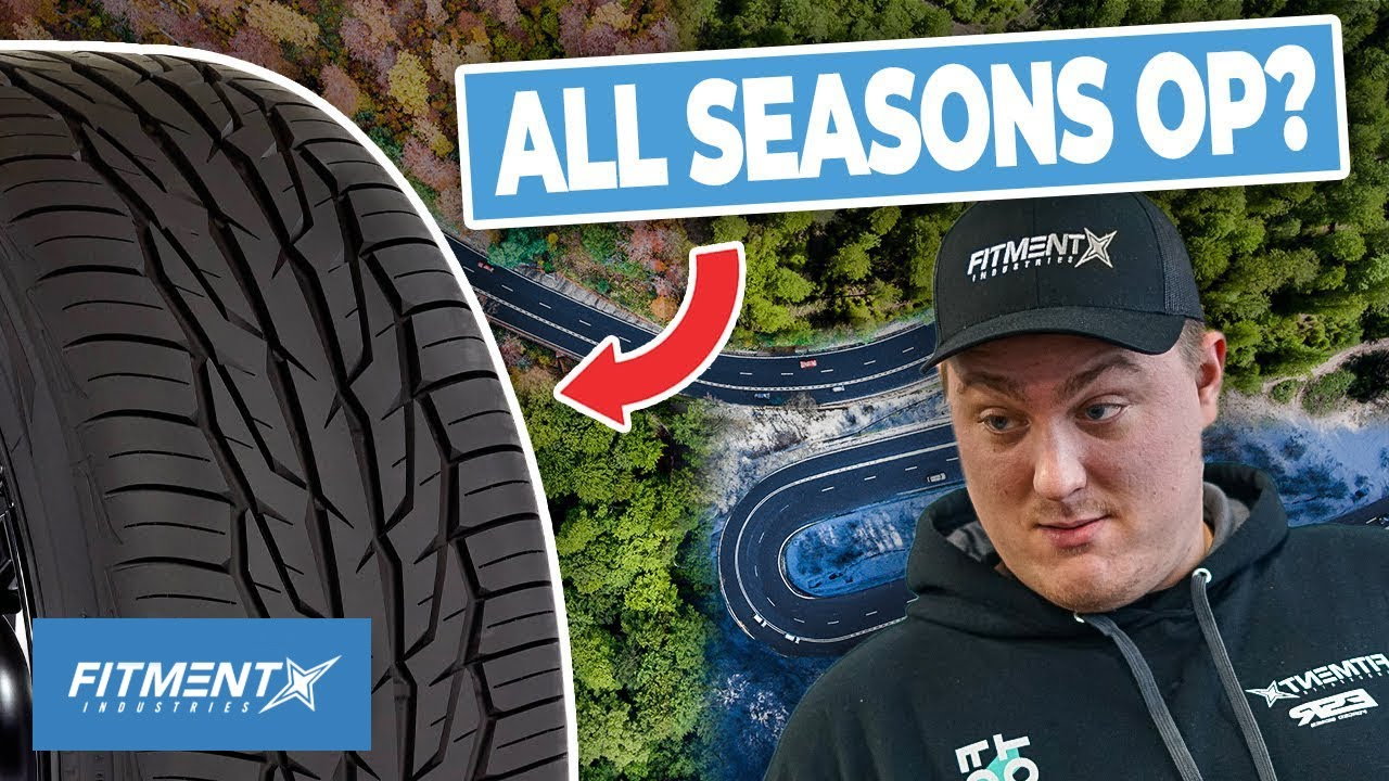 Are All Season Tires REALLY good in all seasons?