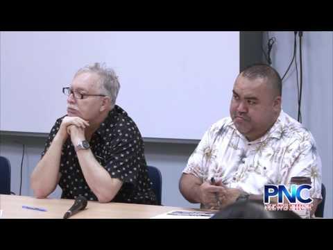 Guam Education Board convenes to discuss the Fernandez report
