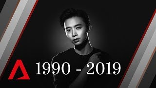 Remembering Singapore actor Aloysius Pang
