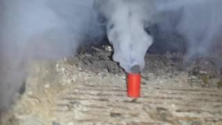 Kapsułki dymu do testowania wentylacji