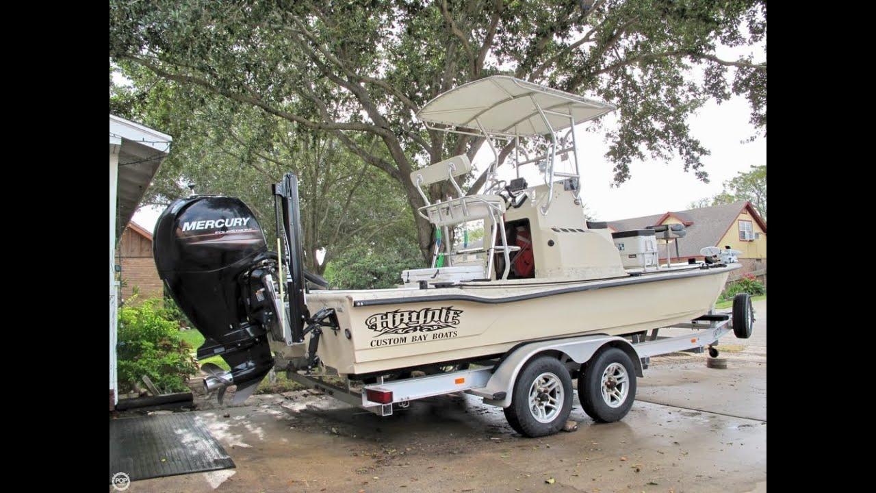 [UNAVAILABLE] Used 2013 Haynie 21 in Corpus Christi, Texas