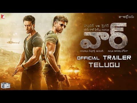 తెలుగు:-war-trailer-|-hrithik-roshan,-tiger-shroff,-vaani-kapoor-|-telugu-version-|-4k-video-|-2-oct