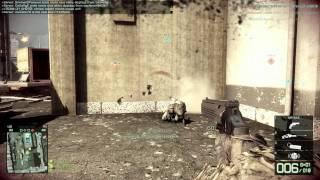 Battlefield Bad Company 2 MP-412 Rex Hunting