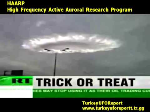 HAARP- High Frequency Active Auroral Research Program