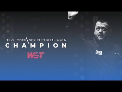 Mark Allen Wins First Home Ranking Title | BetVictor Northern Ireland Open Final