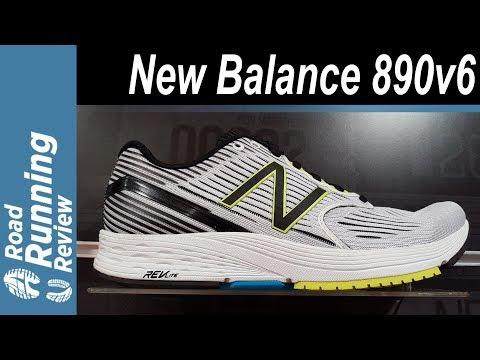 new balance hombre 890 v6