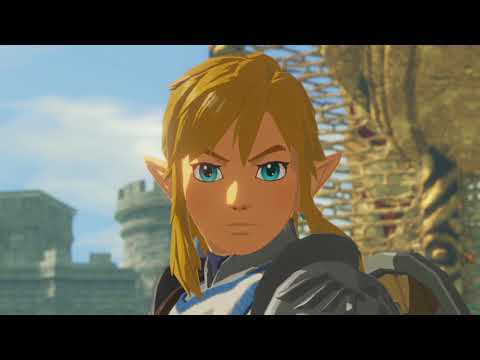 Hyrule Warriors Age Of Calamity First Gameplay Youtube