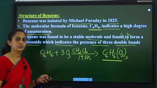 I PUC   Chemistry   Hydrocarbons - 08