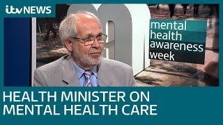 Health Minister: Recruitment is biggest problem facing mental health care in Jersey   ITV News