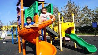 Fun Indoor Playground for Kids - Masal & Öykü