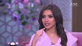 معكم منى الشاذلي - كارمن سليمان : كنت ف ثانوية عامة وقت Arab idol !