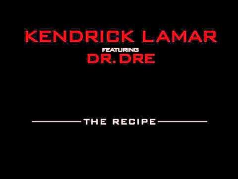 Kendrick Lamar  The Recipe Instrumental Produced  Scoop Deville