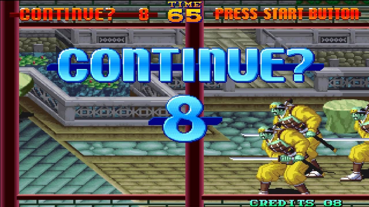 Sengoku 3 - arcade game for MAME - gameplay - by www romsformame com