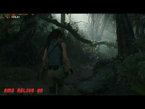 RX480 Benchmark: Shadow Of The Tomb Raider   1080p Highest Preset No AA