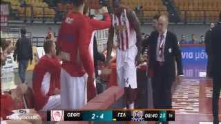 Highlights Olympiacos BC - Lavrio 8-11-2015
