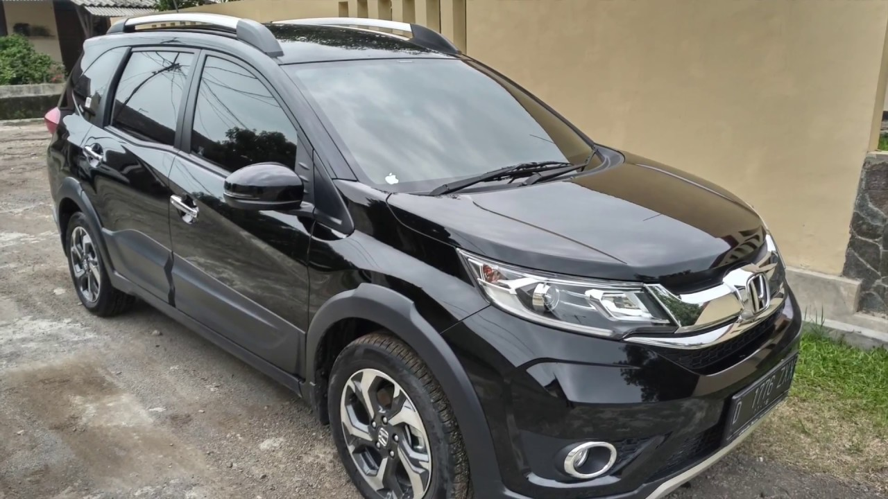 New Honda BRV E 2019