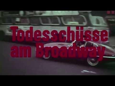 Jerry Cotton: Todesschüsse am Broadway  Jetzt auf DVD!  Harald Reinl  Filmjuwelen