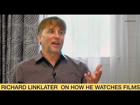 The Kamla Show - Richard Linklater On How He Watches Films