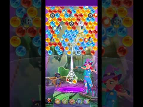 Bubble Witch 3 Saga Level 1306 ~ No Boosters