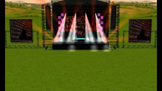 Kesha - Warrior Live RCT3
