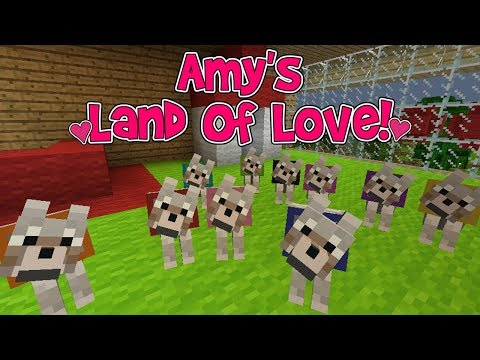 THE DOGGY BEDROOM! | Amy's Land Of Love! Ep.185