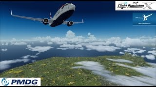 FSX:SE ★ PMDG 737 ★ Landing EGLL London Heathrow Xtended