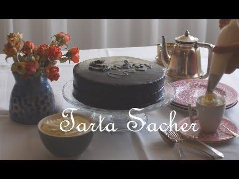 Tarta Sacher / Sachertorte